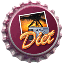 iPhoto Diet Logo