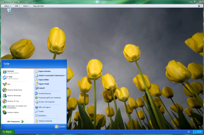 Windows XP unter Windows 7